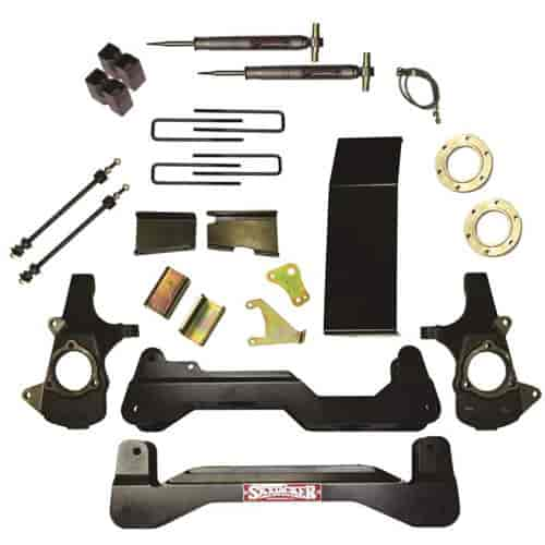 Skyjacker C14661PK - Skyjacker Lift Kits
