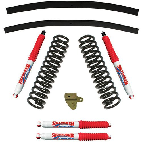 Skyjacker JC31BKH - Skyjacker Jeep Cherokee XJ Sport Series Lift Kits