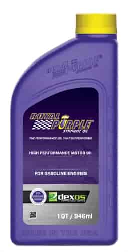 Royal Purple 01030 - Royal Purple Synthetic Oils and Lubricants