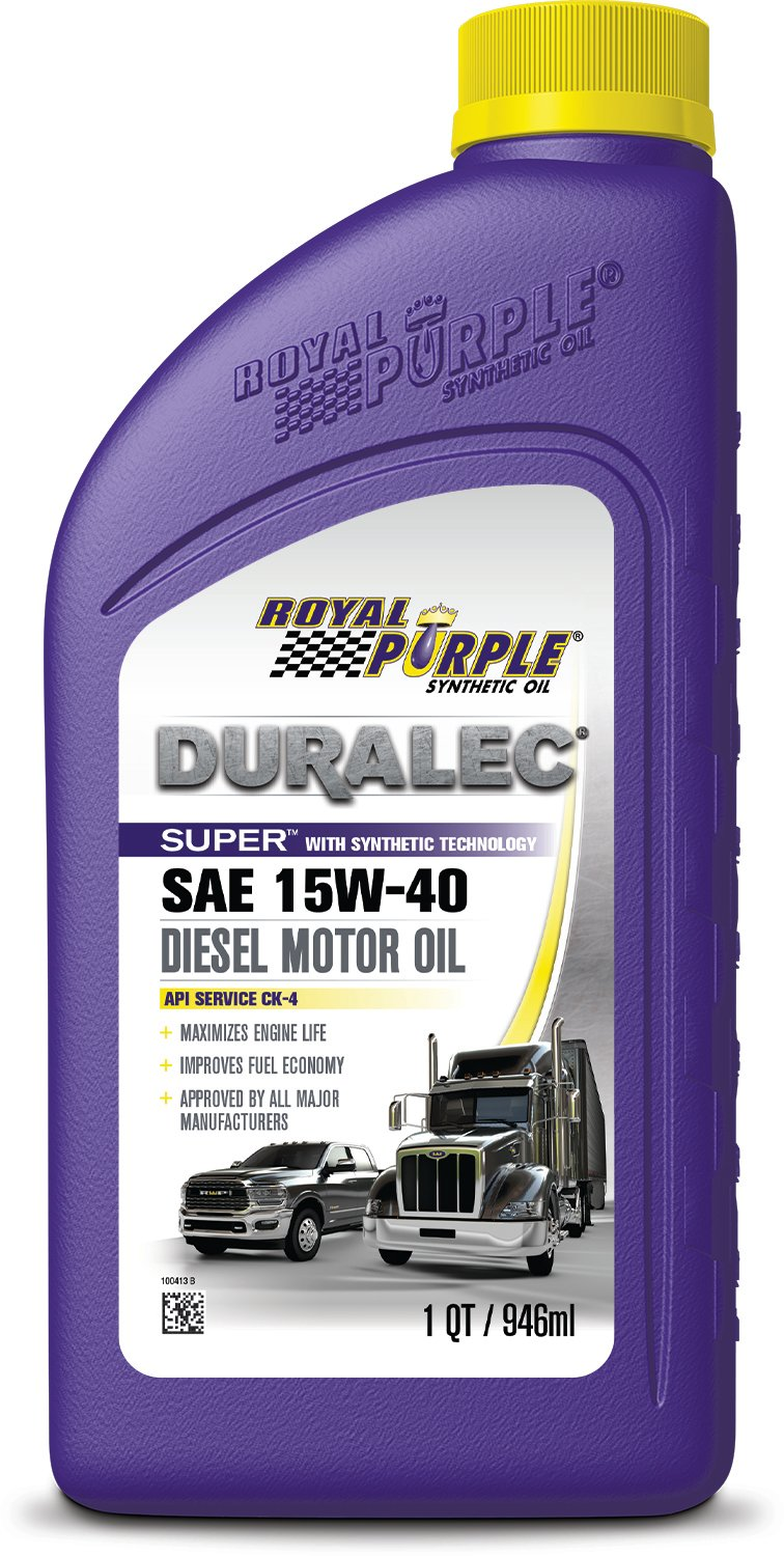 Royal Purple 01154 - Royal Purple Synthetic Oils and Lubricants