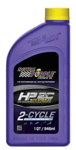Royal Purple 01311 - Royal Purple HP 2-C Synthetic High Performance 2-Cycle Motor Oil