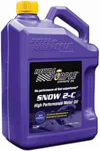 Royal Purple 04511 - Royal Purple Snowmobile 2-Cycle Oil