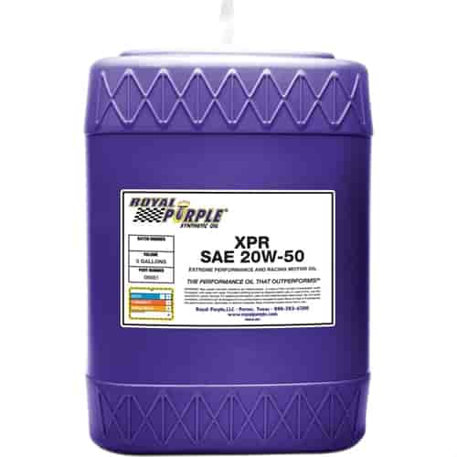 Royal Purple 05051 - Royal Purple Synthetic Oils and Lubricants