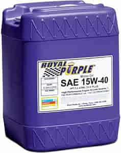 Royal Purple 05154 - Royal Purple Synthetic Oils and Lubricants