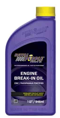 Royal Purple 11487 - Royal Purple Break-in Oil