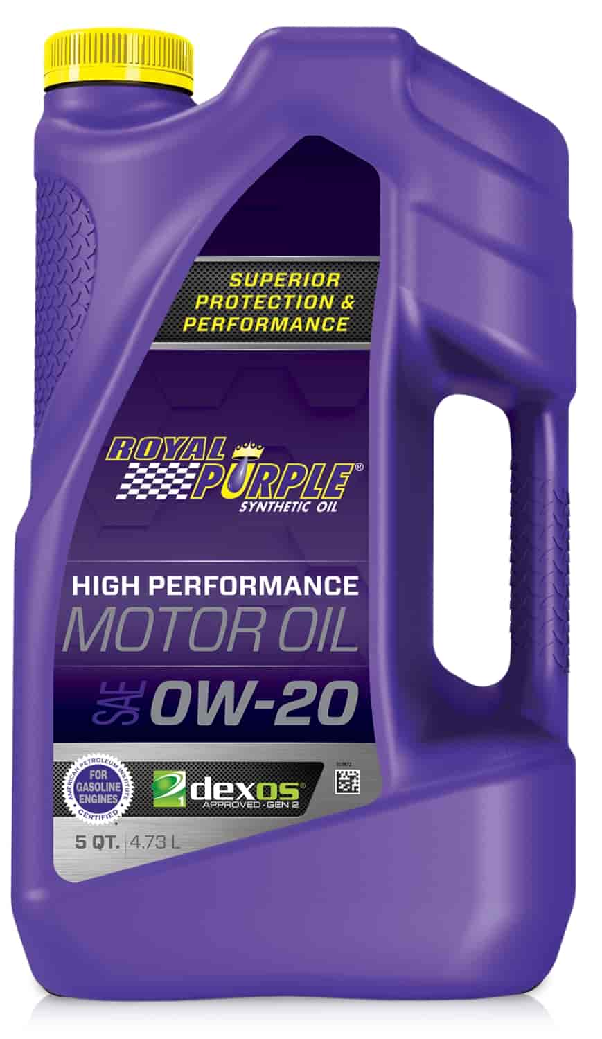Royal Purple 51020 - Royal Purple Synthetic Motor Oils