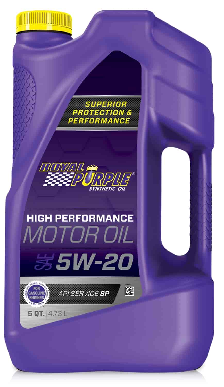 Royal Purple 51520 - Royal Purple Synthetic Oils and Lubricants