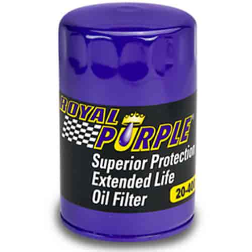 Royal Purple  Extended Life Oil Filter Cross Reference