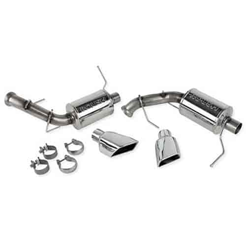 Roush Performance 421126 - Roush Performance Exhaust 2005-14 Mustang