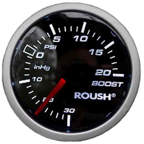 Roush Performance 421247K - Roush Gauges & Vent Gauge Pods
