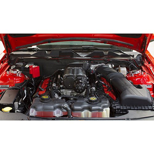Roush Performance 421388 - Roush Performance 5.0L Mustang Supercharger Kit