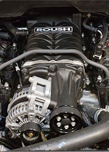 Roush Performance 421432 - ROUSH Performance Ford F150 Supercharger Kits