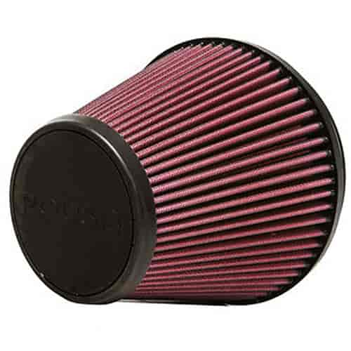 roush performance 997 466 replacement air filter fits. Black Bedroom Furniture Sets. Home Design Ideas