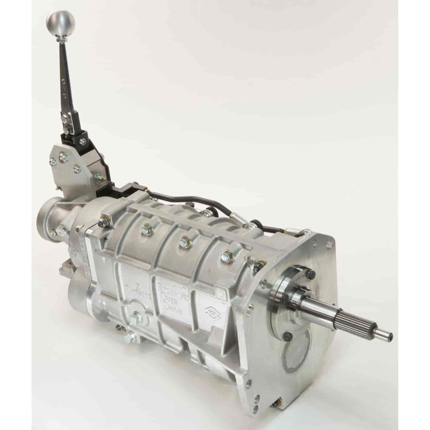 Richmond Gear Super Street 5-Speed Transmission with Overdrive GM