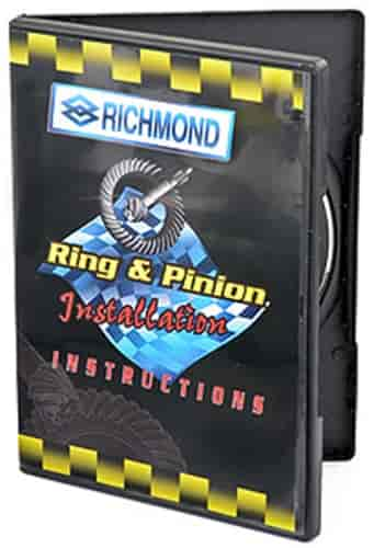 Richmond Gear VIDEOCD - Richmond Ring & Pinion Installation Video