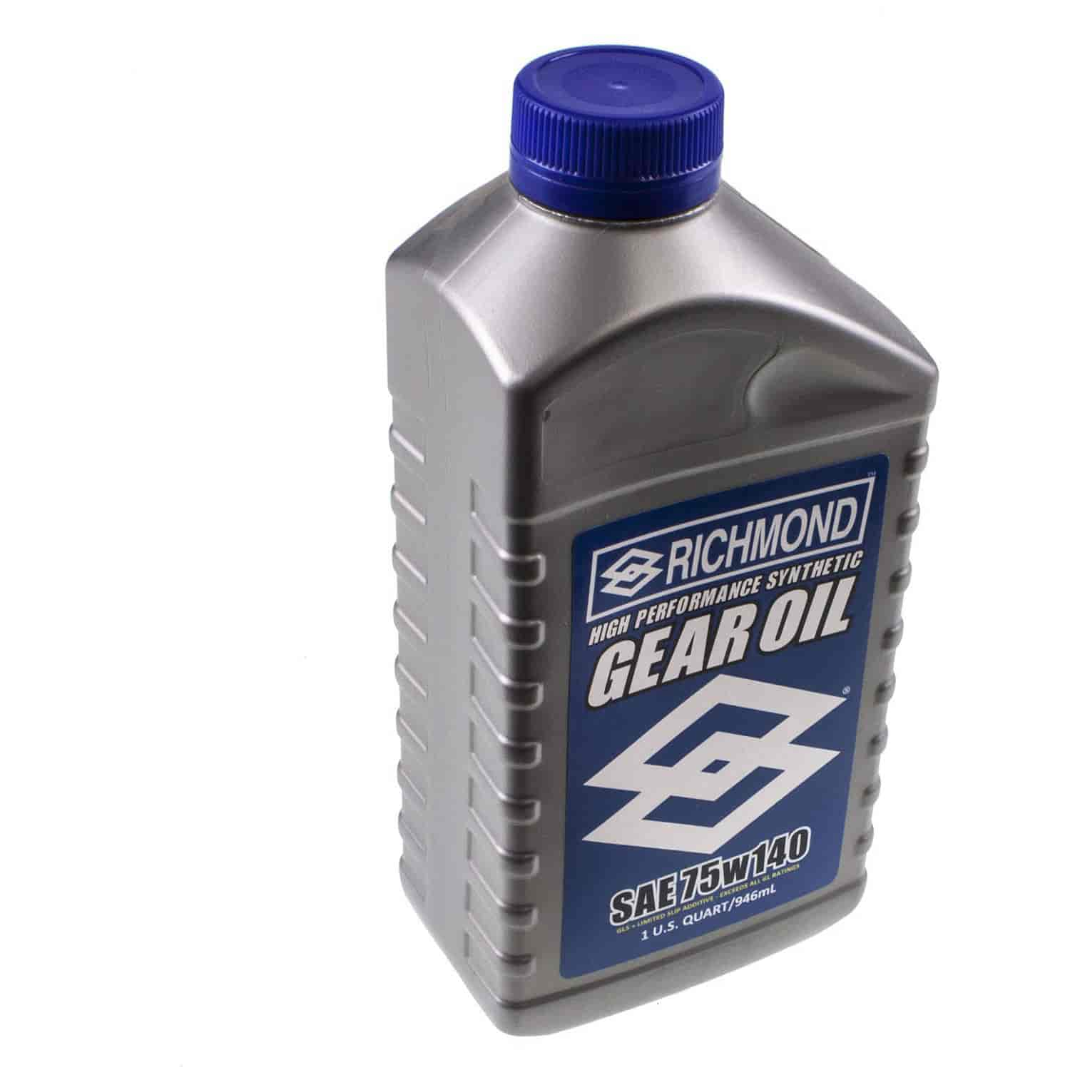 Richmond Gear LUBE - Richmond Gear Lube