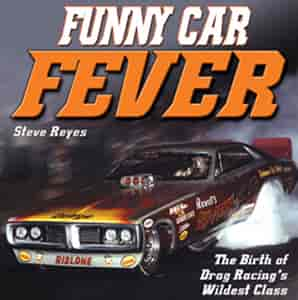 SA Design CT443 - SA Design Books: Funny Car Fever
