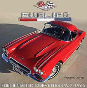 SA Design CT452 - SA Design Books: Fuelies, Fuel Injected Corvettes 1957-65