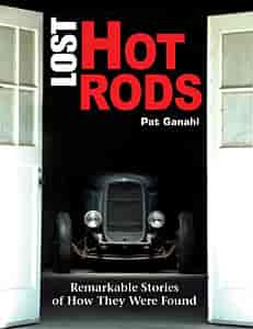 SA Design CT487 - SA Design Books: Lost Hot Rods