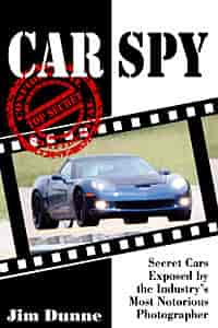 SA Design CT502 - CarTech Books: Car Spy, Secret Cars Exposed by the Industrys Most Notorius Photographer