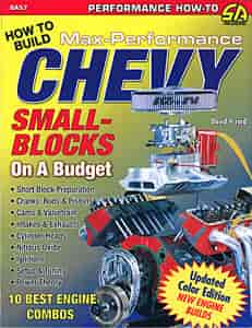 SA Design SA57 - SA Design Books: How to Build Max Performance Chevy Small Blocks on a Budget