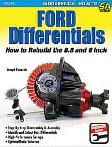 SA Design SA249 - SA Design Books: Ford Differentials: Rebuild the 8.8 and 9 Inch