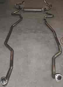 Stainless Works CA6913S - Stainless Works Car Exhaust Systems