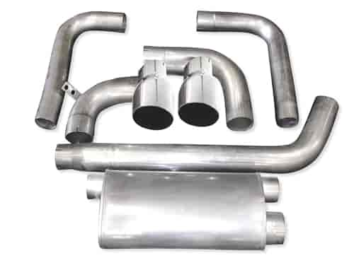 Stainless Works CA93023.0 - Stainless Works Cat-Back Exhaust Systems