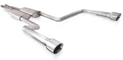 Stainless Works HMCB - Stainless Works Cat-Back Exhaust Systems
