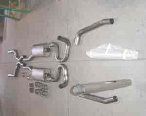 Stainless Works MAUEX - Stainless Works Cat-Back Exhaust Systems