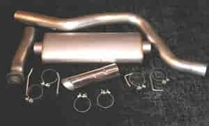 Stainless Works TBCB-LMF - Stainless Works Cat-Back Exhaust Systems