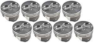 Sealed Power 8KH345DCP30 - Speed-Pro Digital Diamond Profile Hypereutectic Pistons