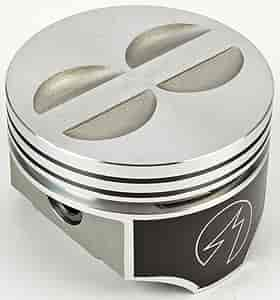 Sealed Power L2256F40 - Speed-Pro Powerforged Small Block Chevy Pistons