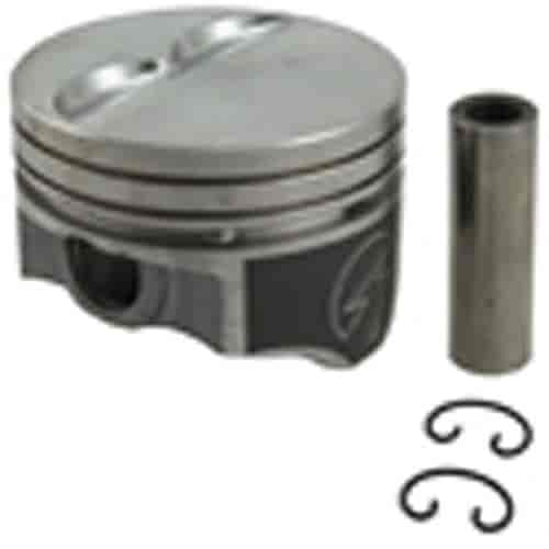 Sealed Power H100CP30 - Speed-Pro Hypereutectic Pistons with Coated Skirt