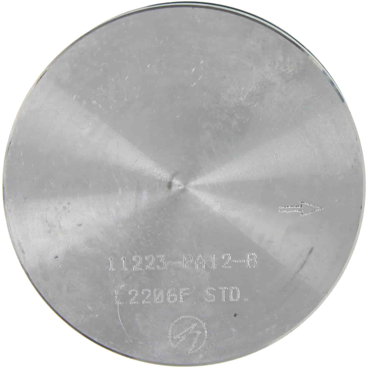 Sealed Power Power Forged Piston 1964-1969 Chevy Corvair 2 7L H6 Bore:  3 498 in  (+ 060)