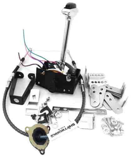 Shiftworks Universal GM Console Shifter Conversion Kit