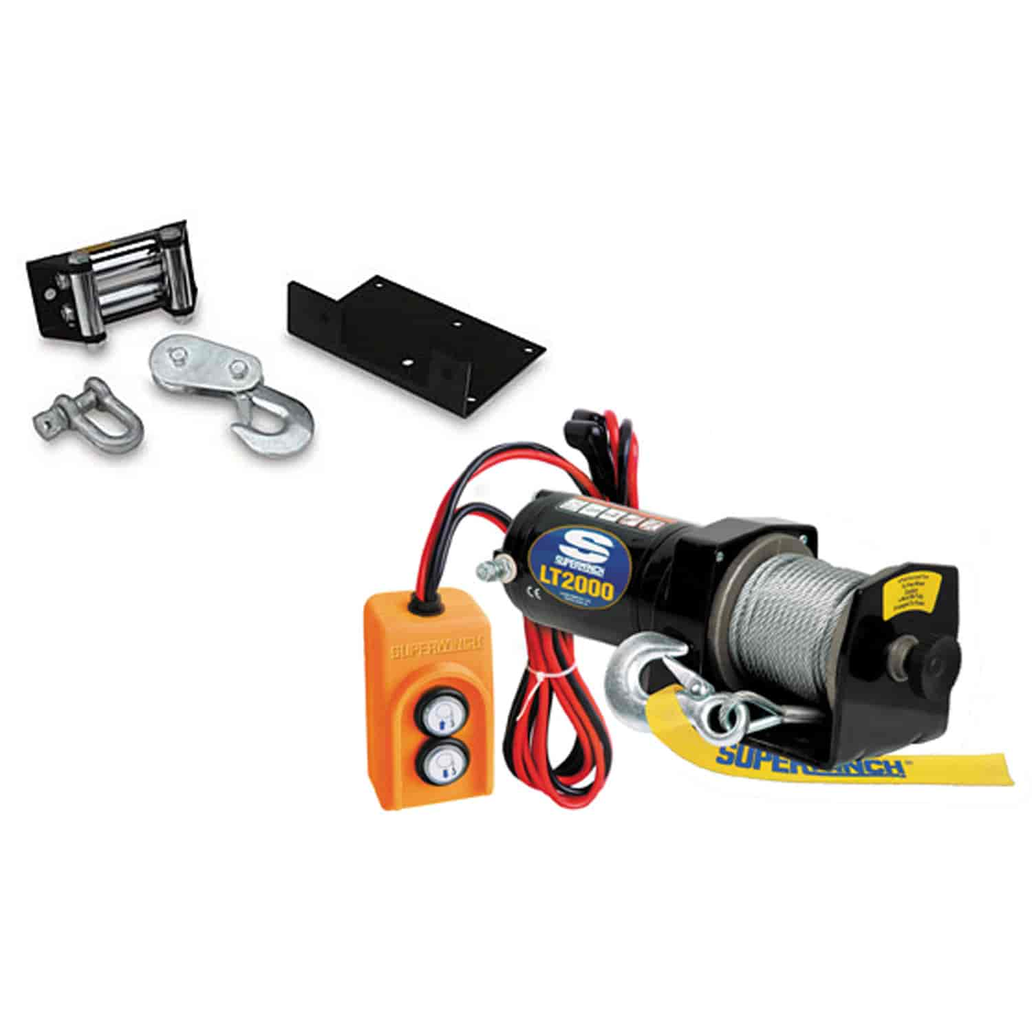 Superwinch 1220210K1 - Superwinch LT2000 Winch