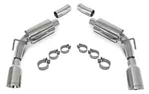 SLP 31202U - SLP GM Car Axle-Back Exhaust Systems