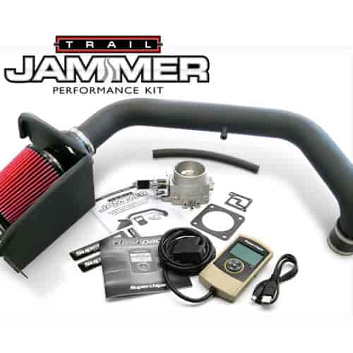 Superchips 387513 - Superchips Trail Jammer Performance Kit for Jeep