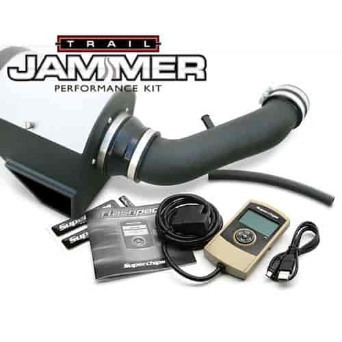 Superchips 387526 - Superchips Trail Jammer Performance Kit for Jeep