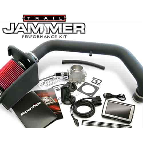 Superchips 487513 - Superchips Trail Jammer Performance Kit for Jeep