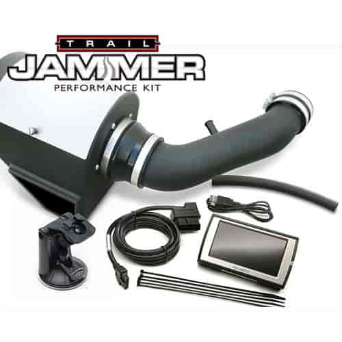 Superchips 487526 - Superchips Trail Jammer Performance Kit for Jeep