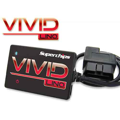 Superchips 128650 - Superchips VIVID LINQ Performance Tuners