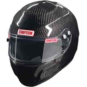 Simpson 483001C - Simpson Carbon Devil Ray Helmets
