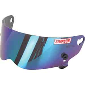 Simpson 89402 - Simpson Full-Face Helmet Shields & Accessories