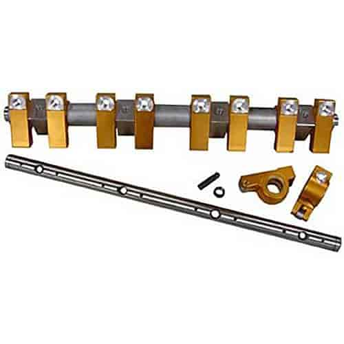 Harland Sharp S4006BKE: Complete Rocker Arm Shaft Kit With