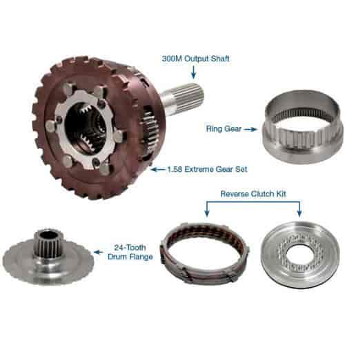 .Sonnax Powerglide wear plate high gear 5 pack 28755-06 5 pieces