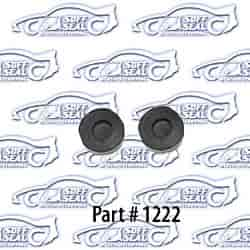 SoffSeal 1222 - SoffSeal Rubber Stoppers/Bumpers/Plugs
