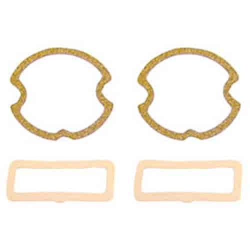 SoffSeal 2174 - SoffSeal Tail Light & Marker Light Seals/Gaskets
