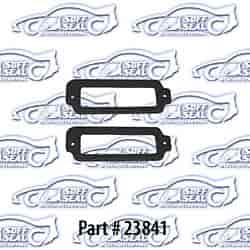 SoffSeal 23841 - SoffSeal Tail Light & Marker Light Seals/Gaskets